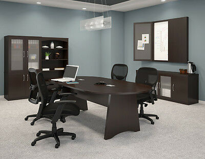 Mayline Brighton Series 8' Conference Table BTCT8