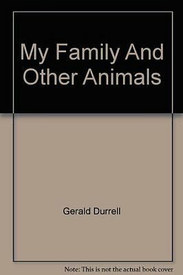 My Family And Other Animals, Durrell, Gerald Paperback Book The Cheap Fast Free