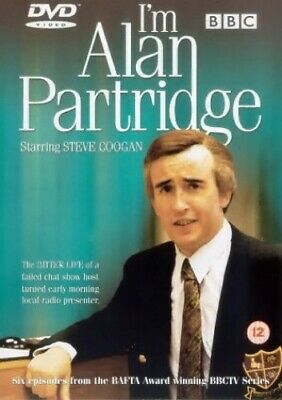 I'm Alan Partridge--The Complete First Series [1997] single disc ... - DVD  USVG