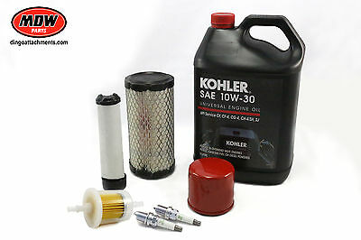 To Suit Dingo Engine Service Kit  - K93 Early -950P including oil