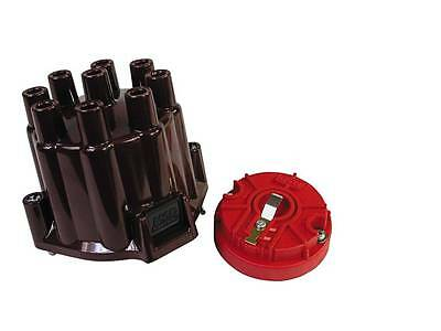 Distributor Cap and Rotor, MSD/GM V8 Points