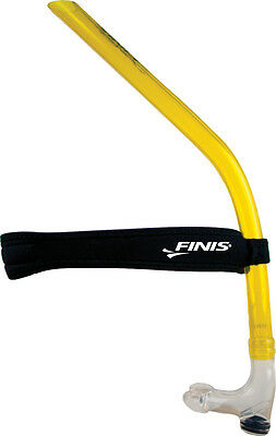 Finis Swimmers Snorkel Youth   Yellow