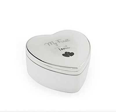 'My First Tooth' Trinket Box ~ Keep Your Baby's First Tooth Safe ~ Perfect Gift!