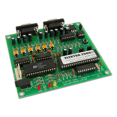Elektra 2000 Repeater Controller Board with Voice ID for the Radio amateur
