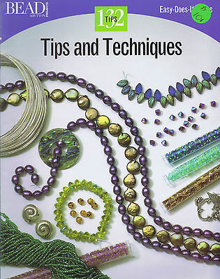 Bead Button Jewelry Project Patterns CREATIVE BEADING TECHNIQUES ISBN 0890244596