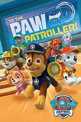PAW PATROL (TO THE PAW PATROLLER) - Maxi Poster 61cm x 91.5cm PP33833 - 305