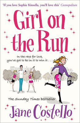 Girl on the Run, Costello, Jane Paperback Book The Cheap Fast Free Post
