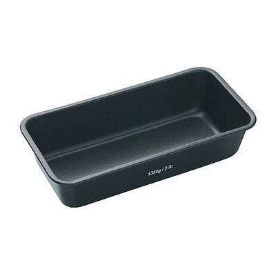 """Master Class Non-Stick 3 Lb Loaf Tin 28 X 13 Cm (11"""" X 5"""") Home Household Suppl"""