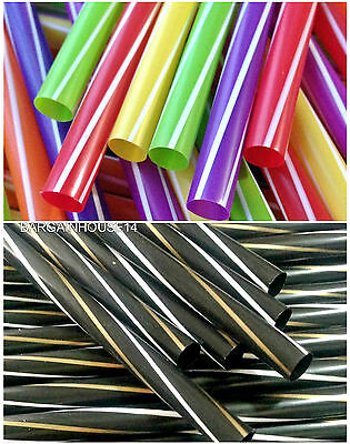 BEST QUALITY 8MM JUMBO STRAWS FOR Thick Smoothie /Milkshake / Party / Wedding