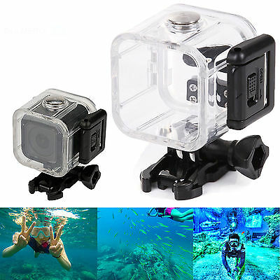 Gopro Hero 4 Session 40m Underwater Waterproof Diving Housing Case Cover