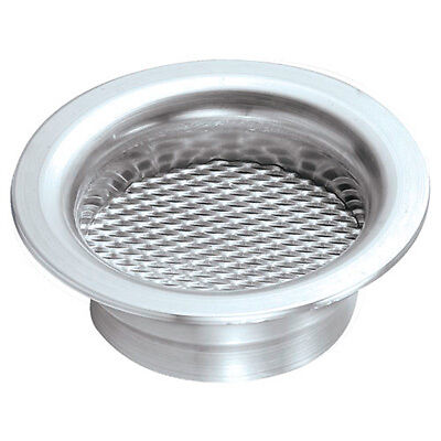 Revotec Aluminium Air Inlet Gauze Insert - Fits 102mm Air Inlet - In Silver