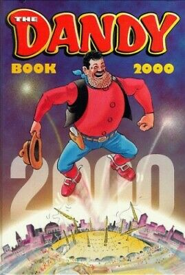 The Dandy Book 2000 (Annual) by no author given Hardback Book
