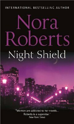 Night Shield by Roberts, Nora Paperback Book The Cheap Fast Free Post