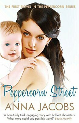 Peppercorn Street (The Peppercorn Series) by Jacobs, Anna Book