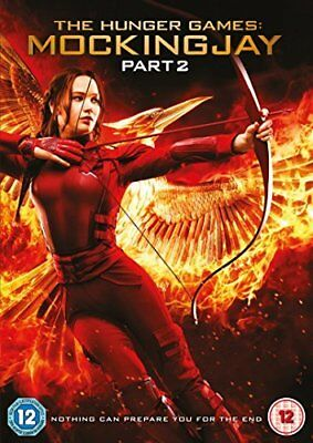 The Hunger Games: Mockingjay Part 2  with Jennifer Lawrence New (DVD  2015)
