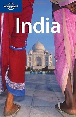 India (Lonely Planet Country Guides), Tom Spurling Paperback Book The Cheap Fast