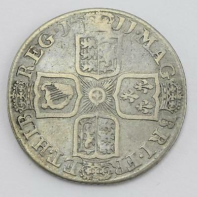 1711 Queen Anne Shilling
