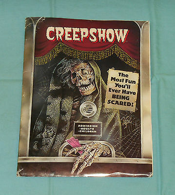 original CREEPSHOW PRESS KIT Stephen King George A. Romero