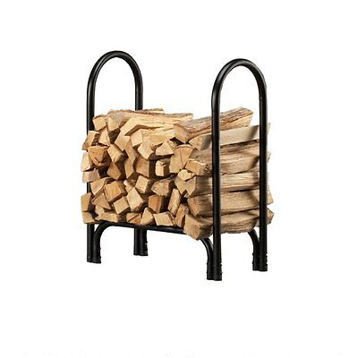 NEW Shelter SLRS Firewood Storage Log Rack, Small, Fireplaces & Accessories