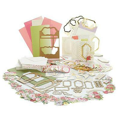 Anna Griffin Fantastic Flips Cardmaking Kit with Cuttlebug Cutting Dies New