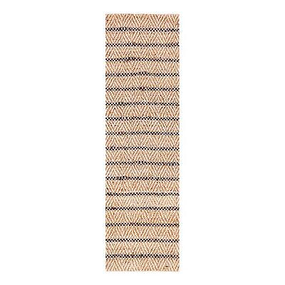 NEW FAB Rugs Aster Jute Runner Rug