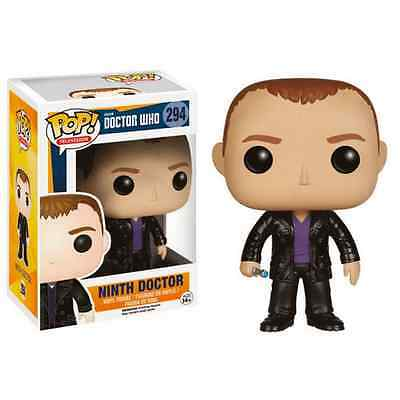 Figurine Pop! Doctor Who 9th doctor Licence Officielle