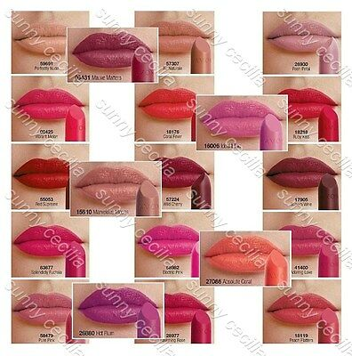 AVON Perfectly Matte/ True Colour/ The Bold/ Lipstick Samples ~ DIFFERENT SHADES