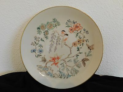 Set of 10 Gorham Chinoiserie Dinner Plates in Mint Condition
