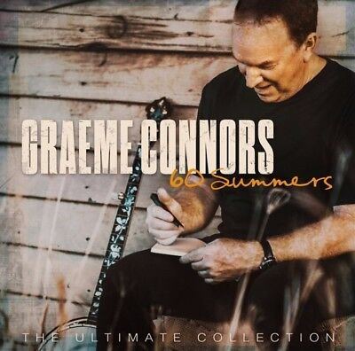 GRAEME CONNORS - 60 Summers The Ultimate Collection 2CD *NEW* 2016