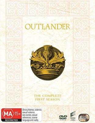 Outlander: Season 1 - DVD Region 4 Free Shipping!