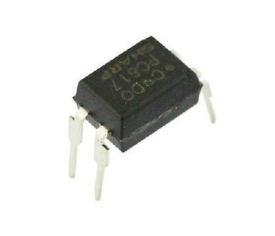 20PCS PC817 PC817C 817C Optocoupler DIP4 SHARP NEW