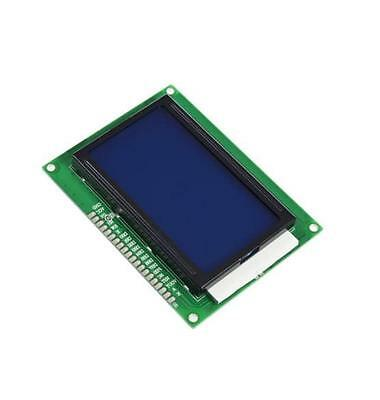 5V 12864 LCD Display Module 128x64 Dots Graphic Matrix LCD Blue Backlight Y2