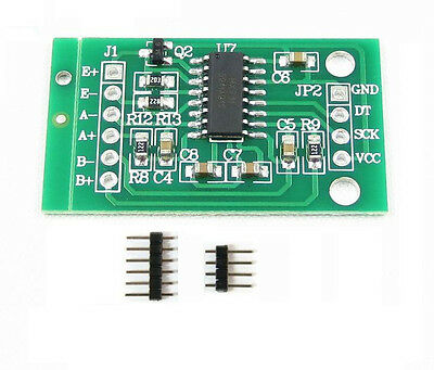 Weighing Sensor AD Module Dual-channel 24-bit A/D Conversion HX711 Shieding CA N