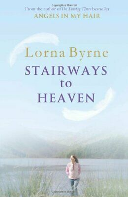 Stairways to Heaven by Byrne, Lorna Hardback Book The Cheap Fast Free Post