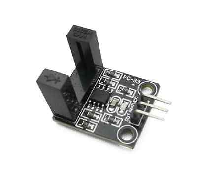 10pcs TP807 5mm U-Type Groove Infrared Optoelectronic Sensor Stable Correlation