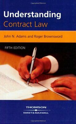 Understanding Contract Law by Roger Brownsword Paperback Book The Cheap Fast