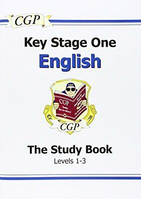 KS1 English SATs Study Book - Levels 1-3: Study Book (... by CGP Books Paperback