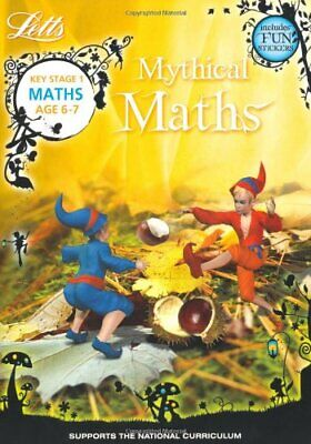 Mythical Maths 6-7 (KS1 Mythical Maths) by Paul Broadbent Paperback Book The