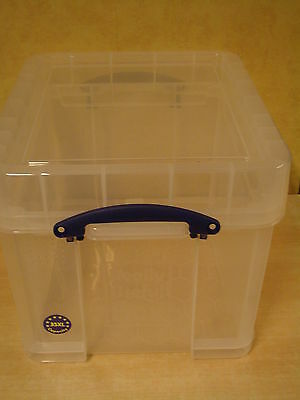Really Useful Box For +-100 Lp's - 35 Liter Xl