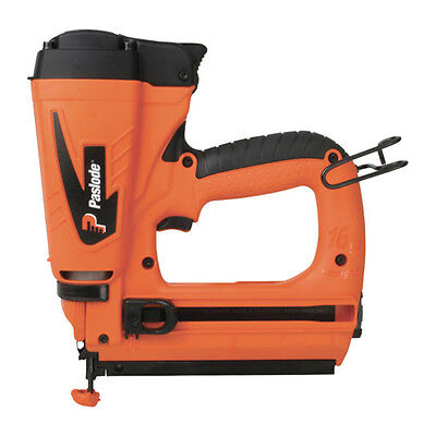 Paslode 916000 IM250S-Li 16-Gauge Straight Finish Nailer, Battery, Charger