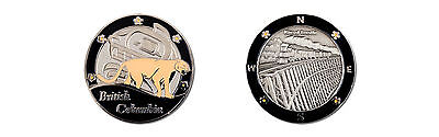 BC in Black Collectible Coin