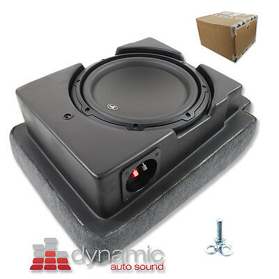 JL AUDIO SB-GM-SLVCTR2/10W3v3/GA2 Chevrolet GMC '07-Up SUV Truck Stealthbox New