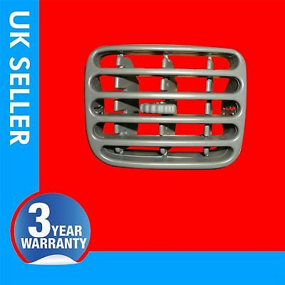 RENAULT Clio air ventilation heater grill grey / center right