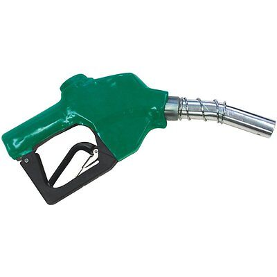 Universal Auto Shut-Off GREEN Diesel Pump Fuel Nozzle