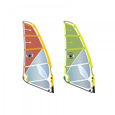 Ezzy Sails Legacy 2016 Windsurf Segel Freeride Easysurf Surfsegel