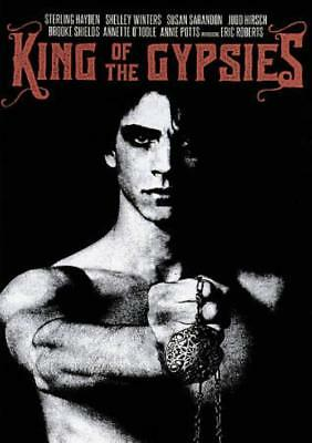 King Of The Gypsies New Dvd