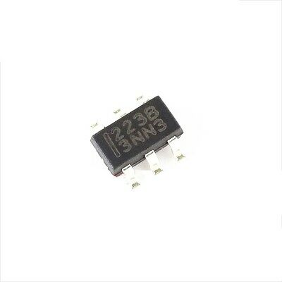 10Pcs TTP223 SOT23-6 One-touch key detecting IC NEW