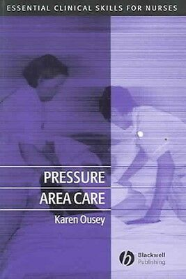 Pressure Area Care by Karen Ousey Paperback Book (English)