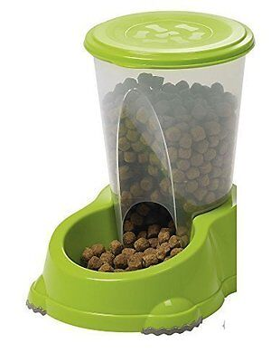 Smart Snacker Fun Colours Food Bowl For Cats & Dogs 1.5Ltr Pet Supplies New