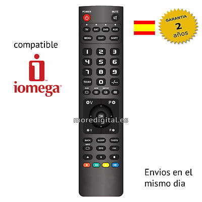 Mando a distancia de reemplazo para  IOMEGA SCREENPLAY MX2HD